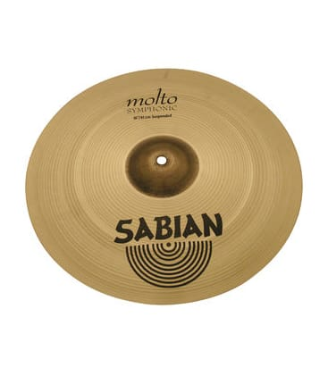 buy sabian 18 aa molto symphonic suspended br