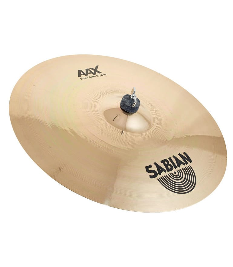Buy Sabian - 17 AAX Studio Crash Brilliant Finish