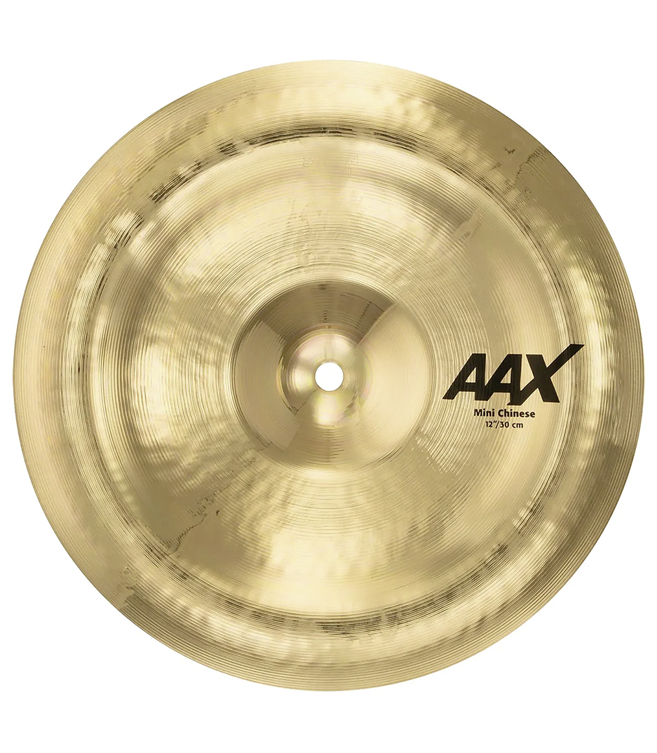 Sabian - 12 AAX Mini Chinese Brilliant Finish - Melody House
