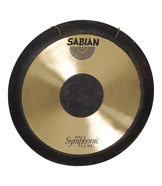 buy sabian 28 symphonic gong