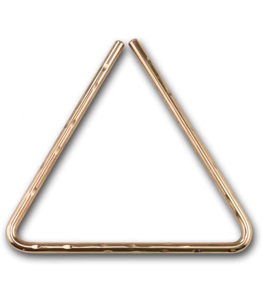 buy sabian 6 hammered b8 bronze triangles