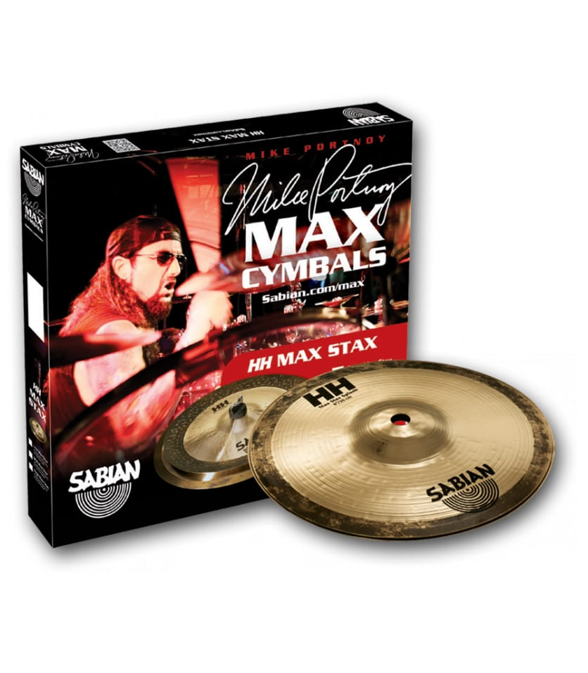 buy sabian hh high max stax set