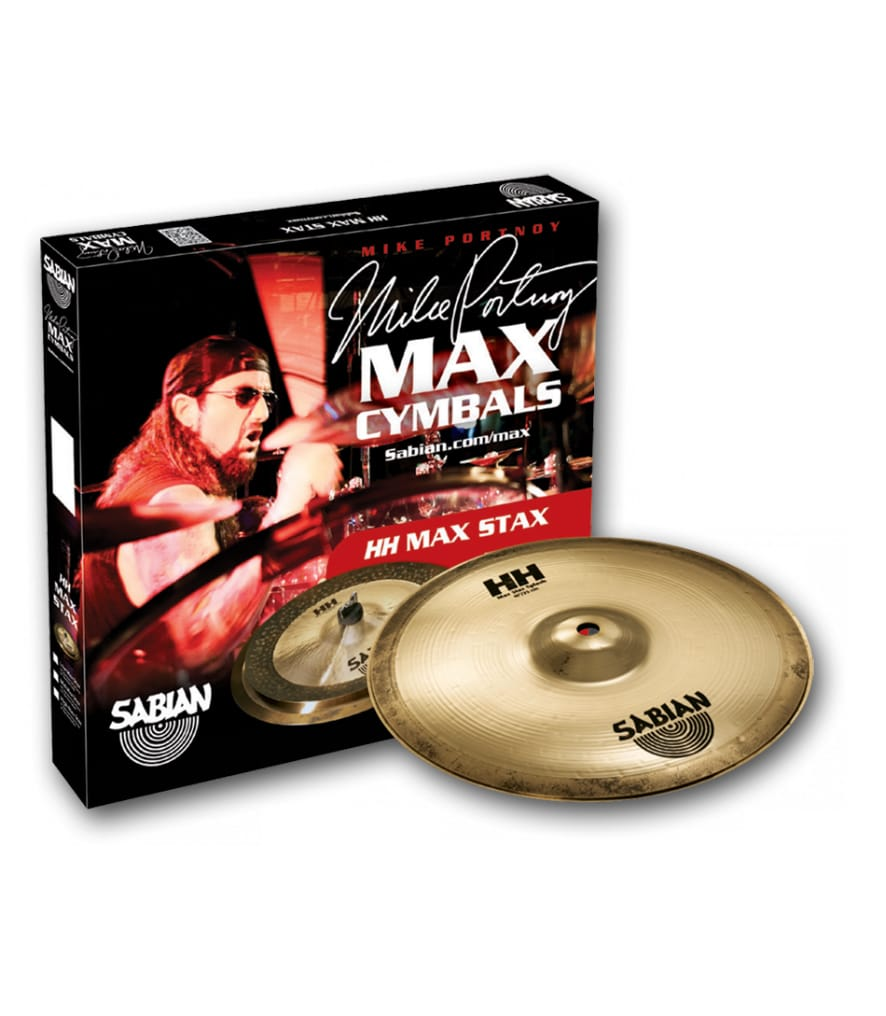Sabian - HH Mid Max Stax Set - Melody House Musical Instruments