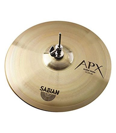 Buy sabian 15 APX Solid Hi Hat Cymbals Melody House