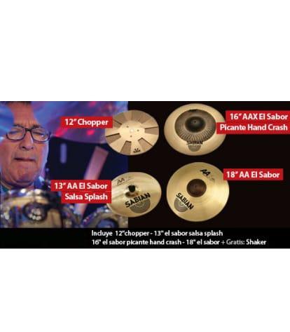 Buy sabian - Alex Acuna Percussion Set