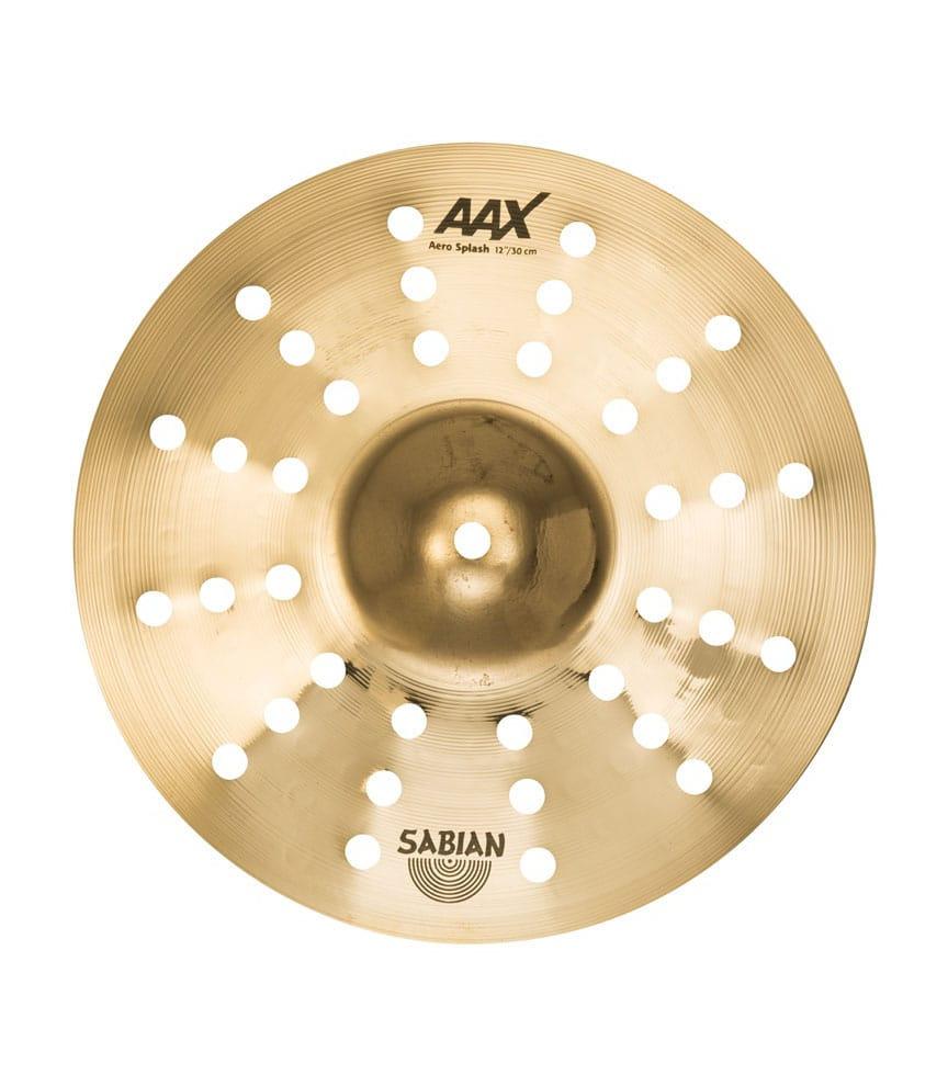"Buy sabian 12"" AAX Aero Splash Brilliant Melody House"