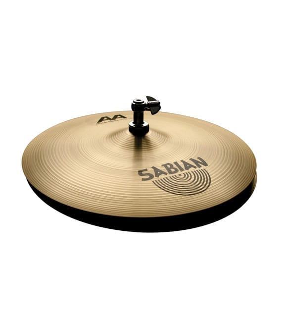 sabian - 14 AA Rock Hats Brilliant Finish - Melody House Musical Instruments