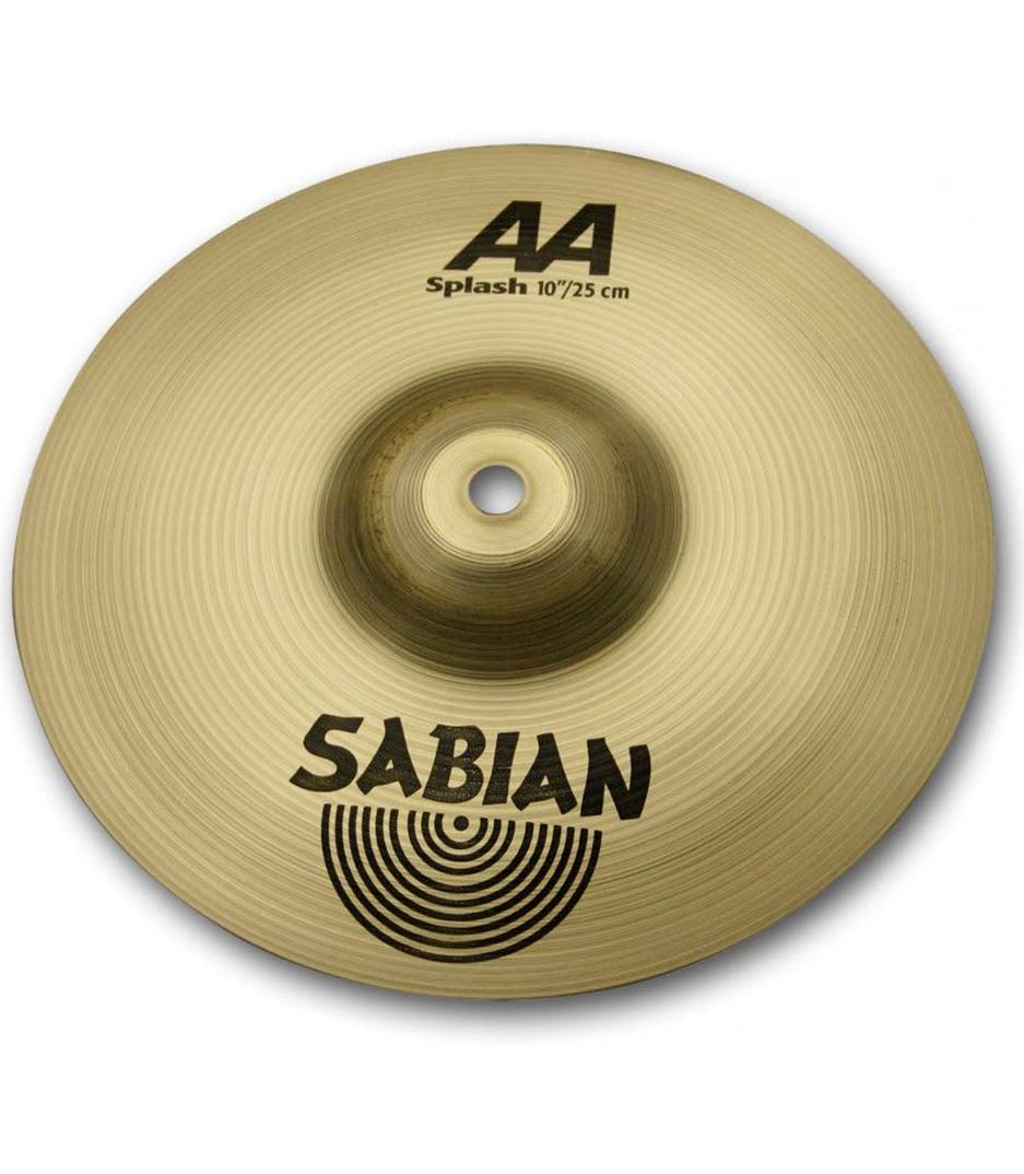 Buy Sabian - 10 AA Splash Brilliant Finish
