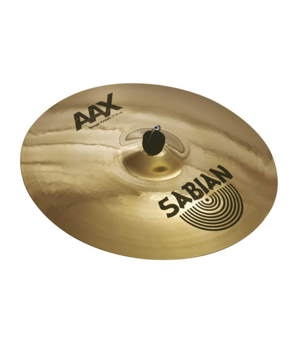 buy sabian 16 aax stage crash brilliant finish