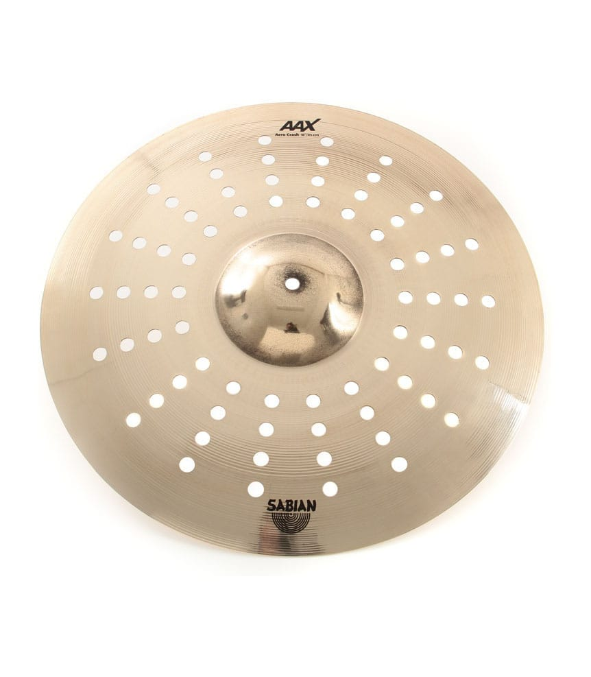 buy sabian 18 aax aero crash brilliant