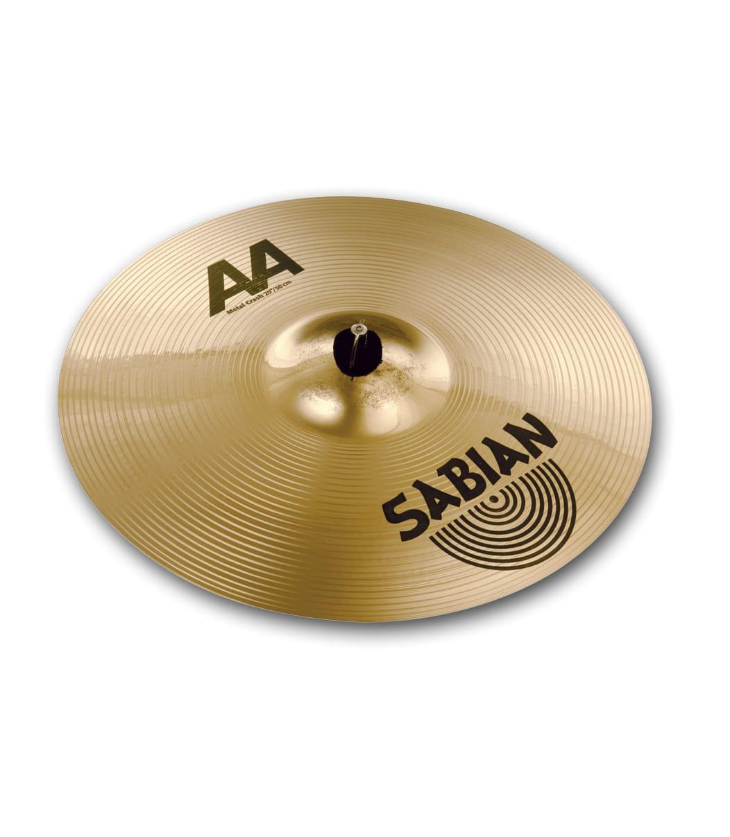 Buy sabian 20 AA Metal Crash Melody House