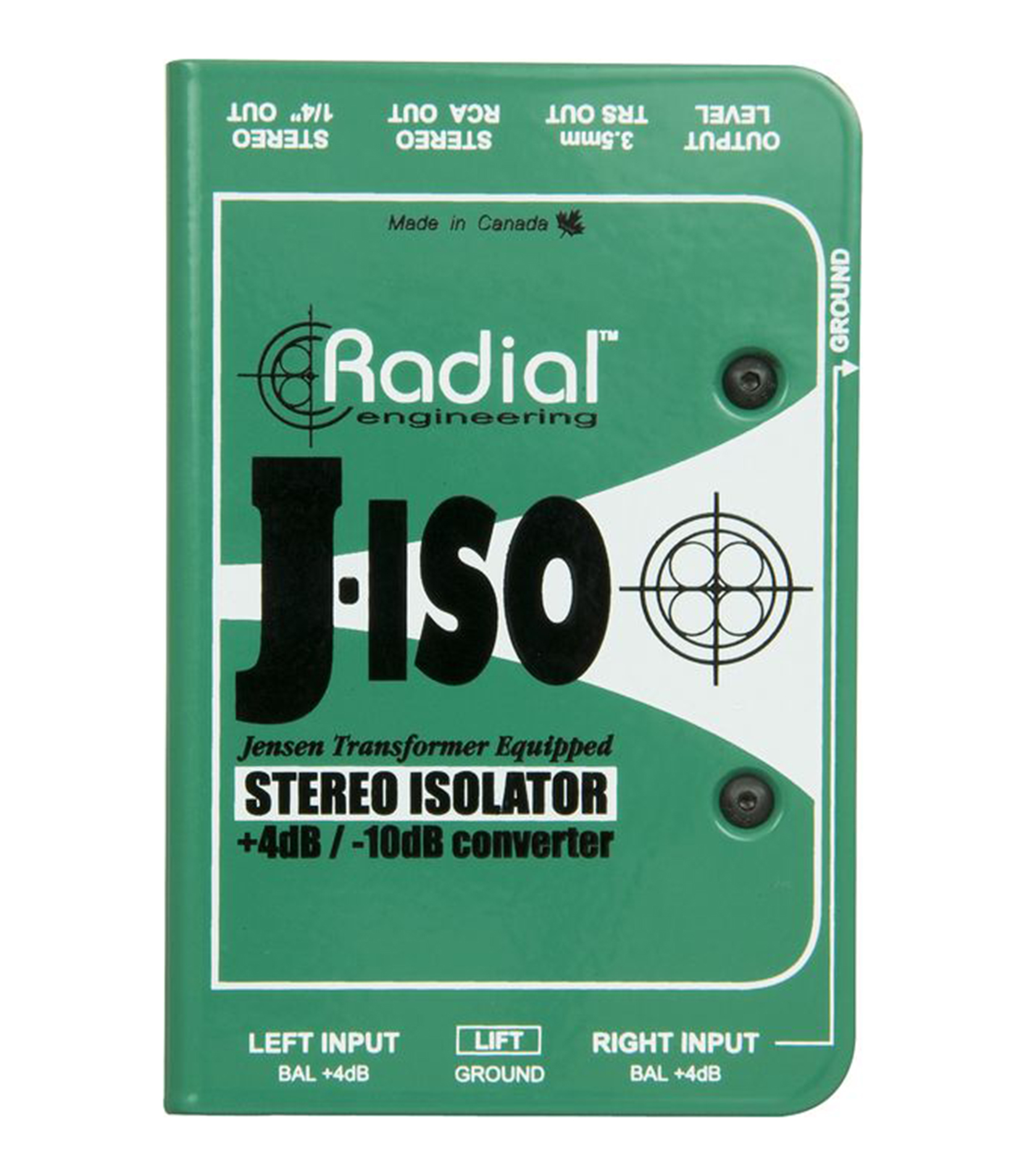 Buy radial J Iso Melody House
