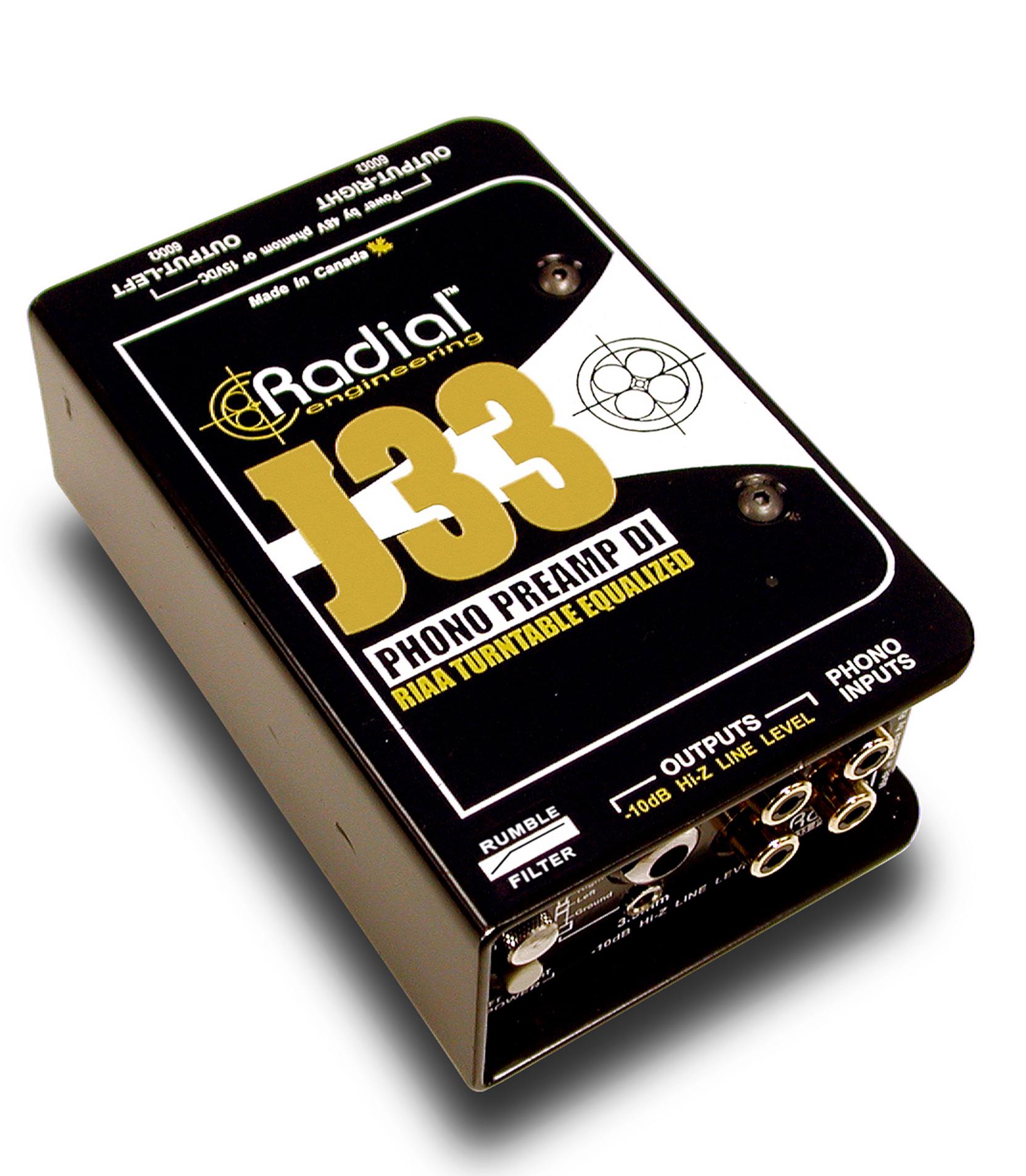 buy radial j33