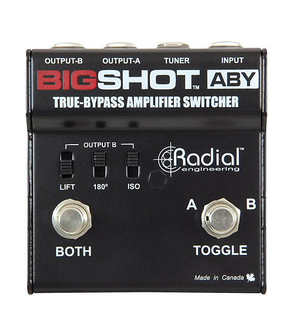 BIGSHOT ABY