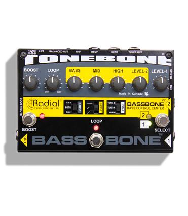 Bassbone (V2)