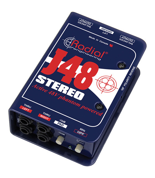 buy radial j48 stereo