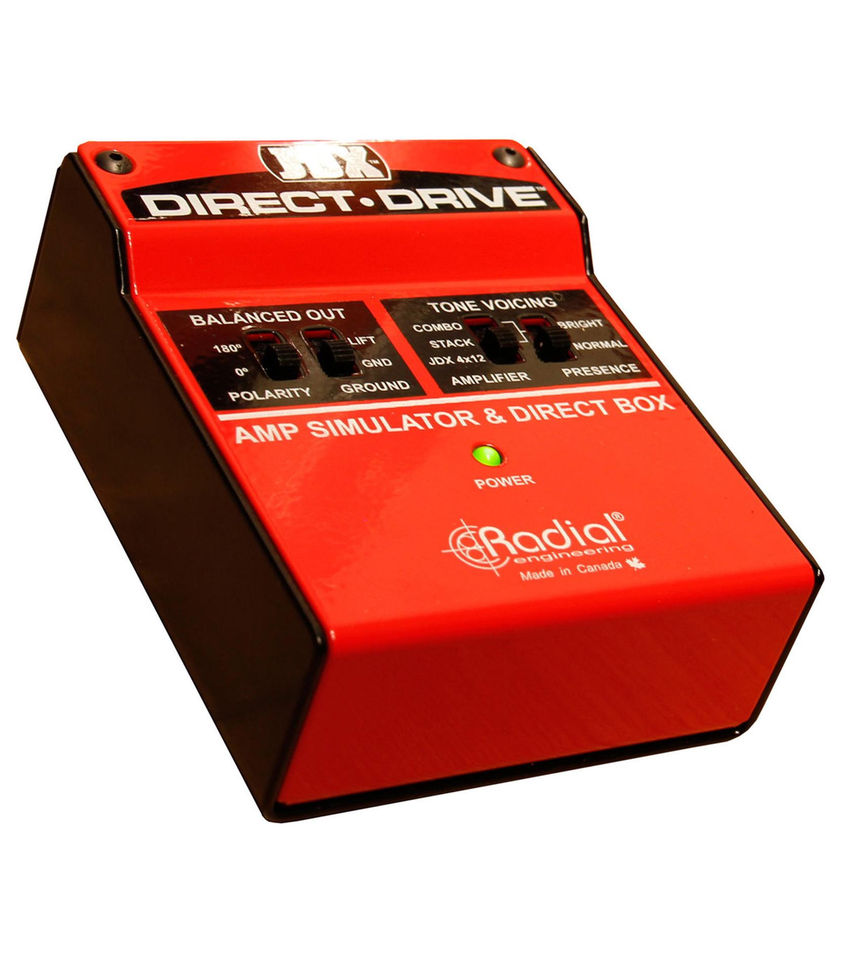 Radial - JDX Direct Drive