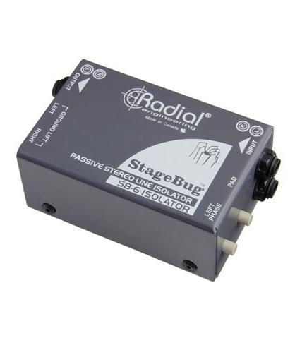 R800016000 StageBug SB 6 Isolator