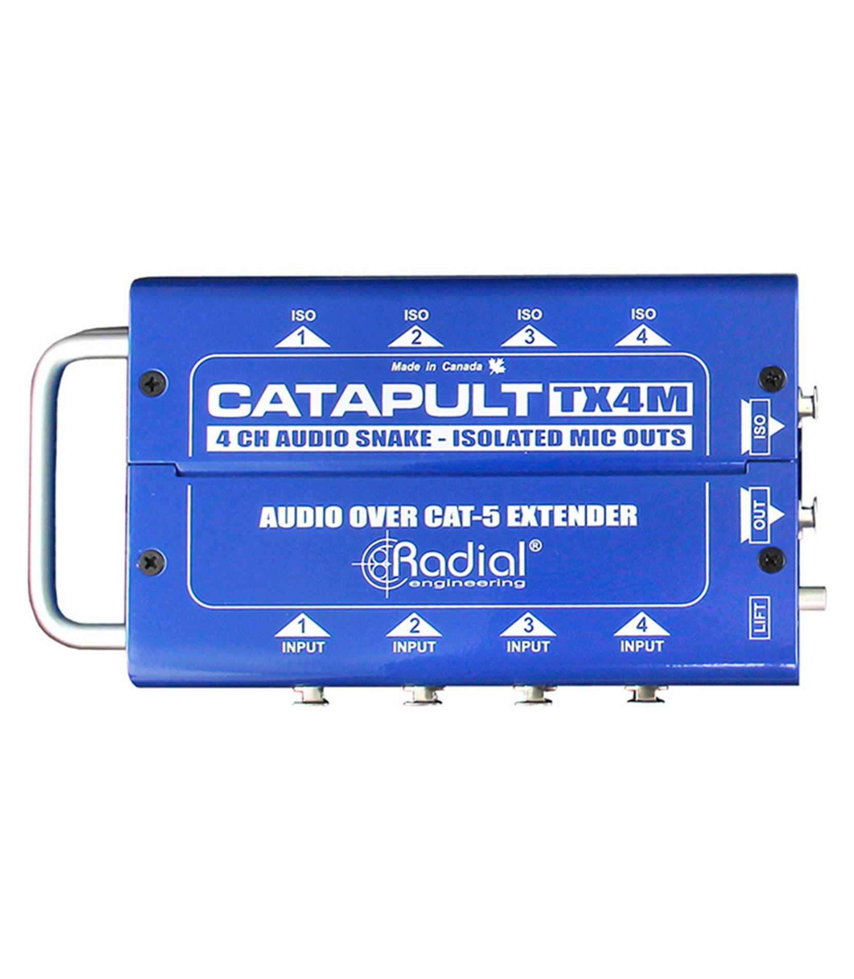 R800802400 Catapult TX4L