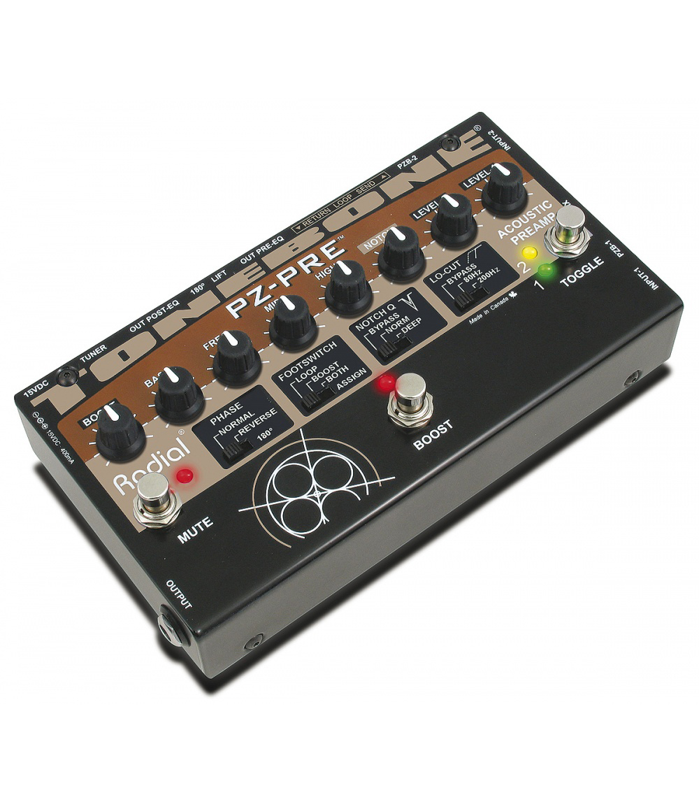 Buy radial PZ PRE Melody House