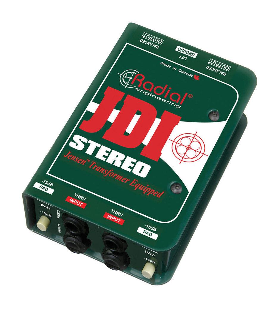 buy radial jdi stereo