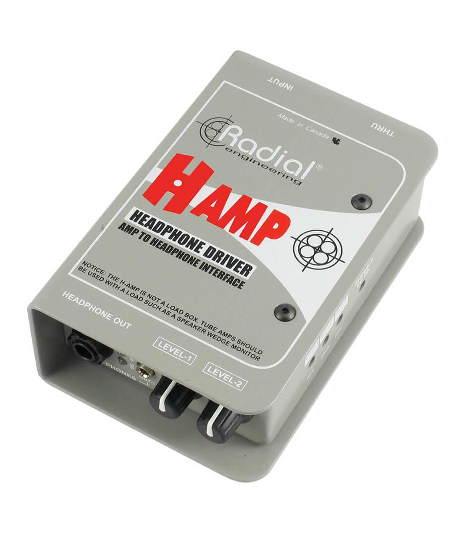 Radial - H AMP