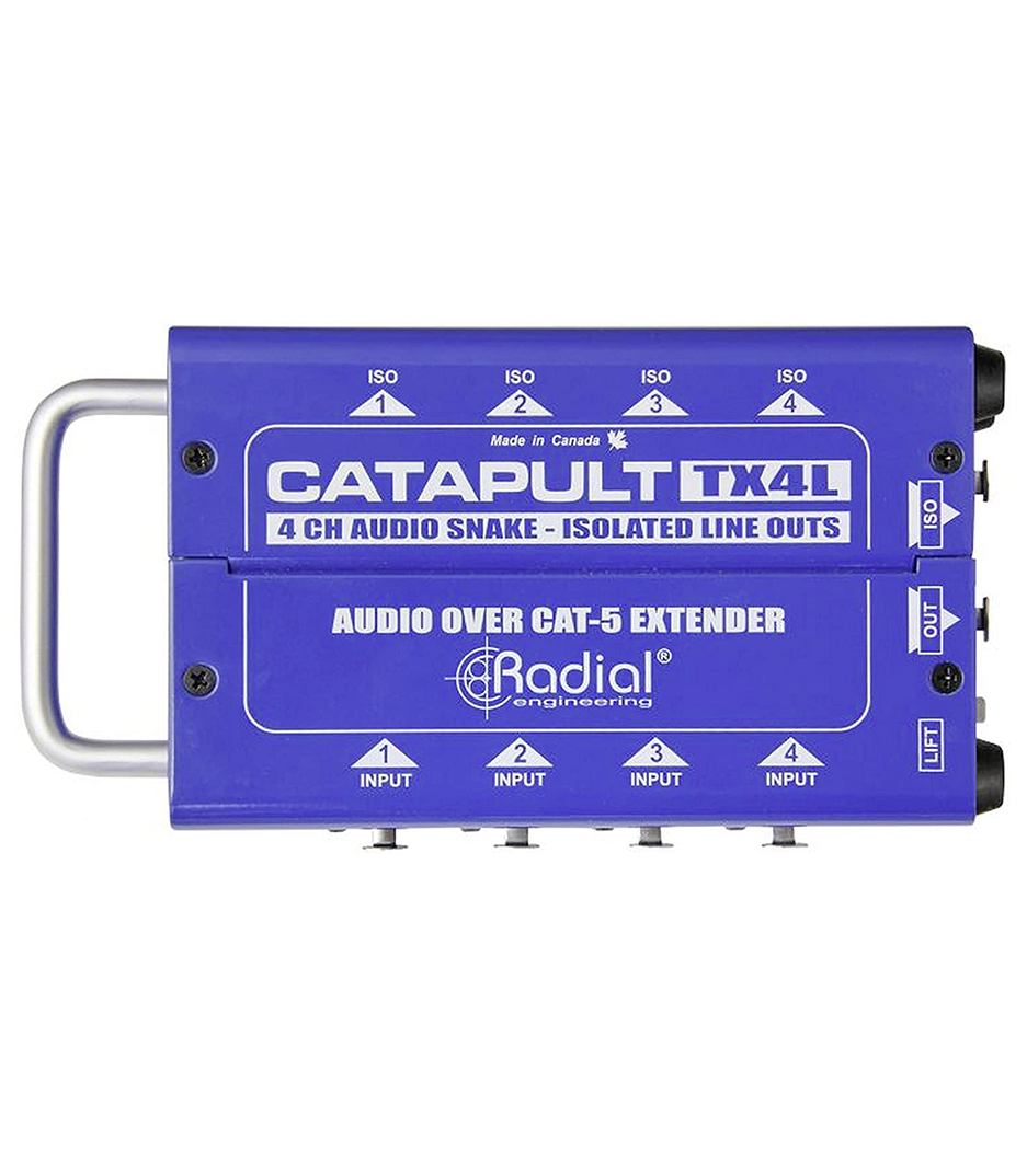 buy radial catapult tx4l