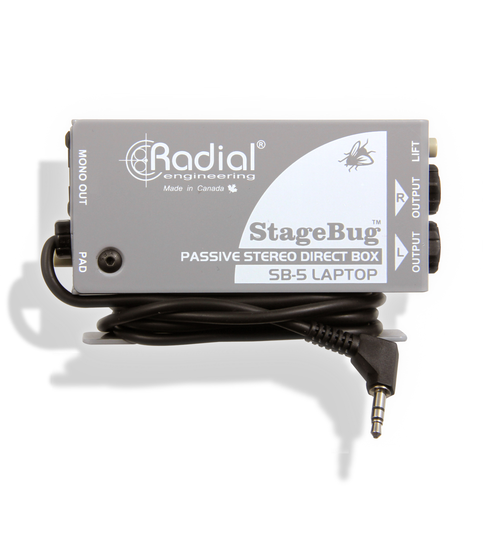 Buy radial StageBug SB 5 Melody House