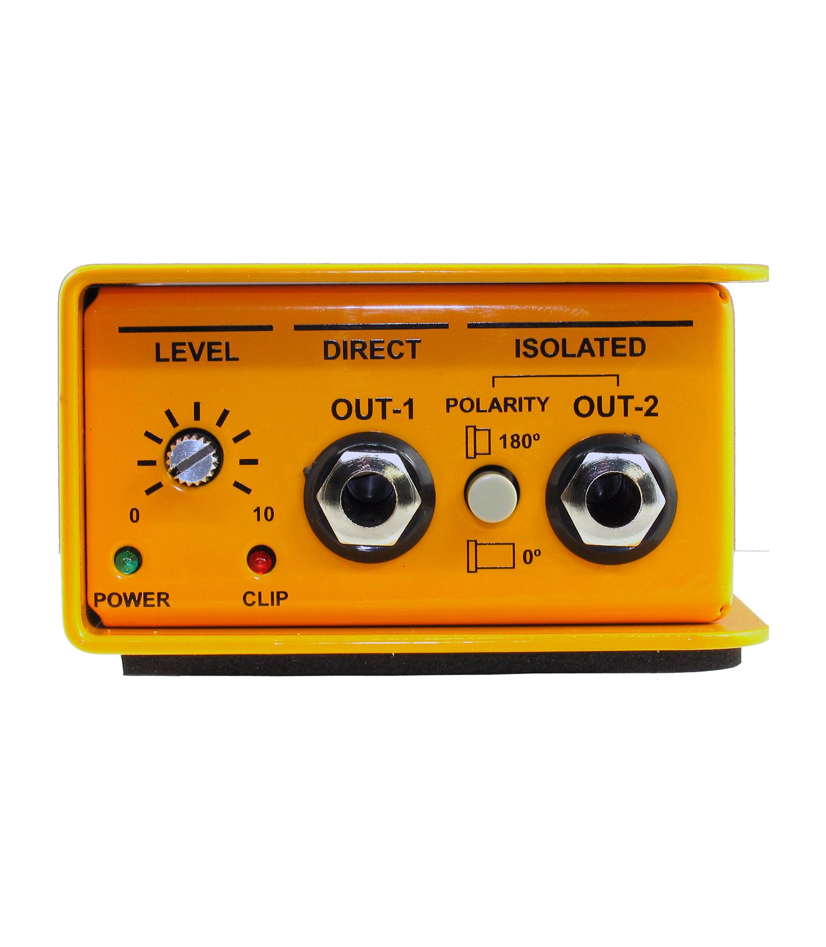 Radial - X Amp - info@melodyhousemi.com