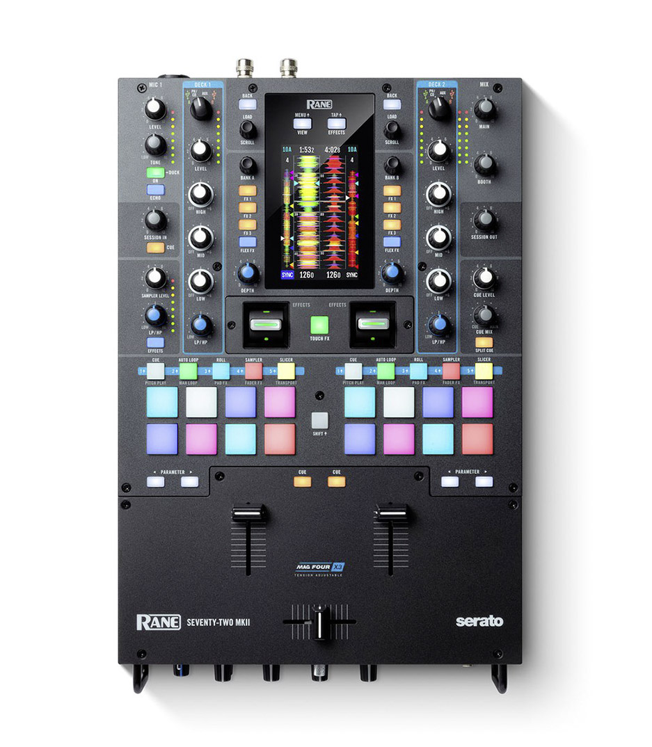Rane DJ - SEVENTYTWOMKII 2 Channel Mixer