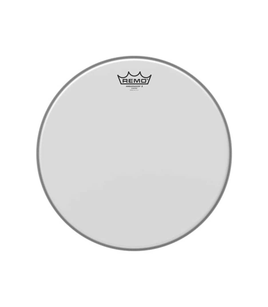 Remo - Batter AMBASSADOR X Coated 14 Diameter - Melody House Musical Instruments