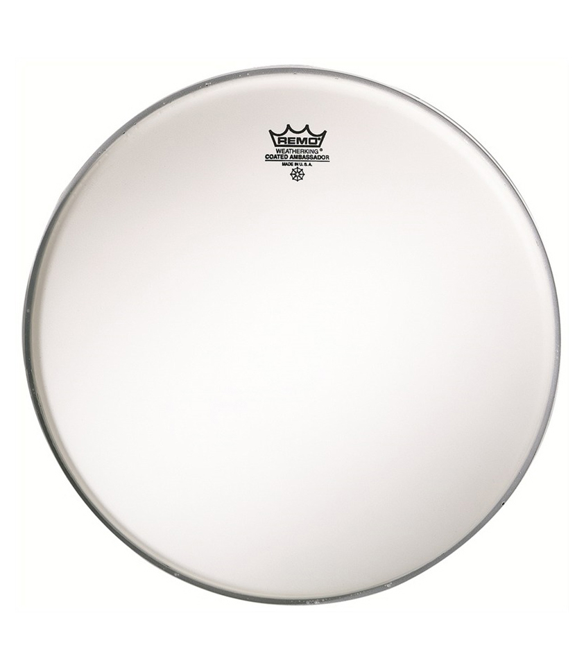 Buy remo Batter AMBASSADOR Coated 8 Diameter Melody House