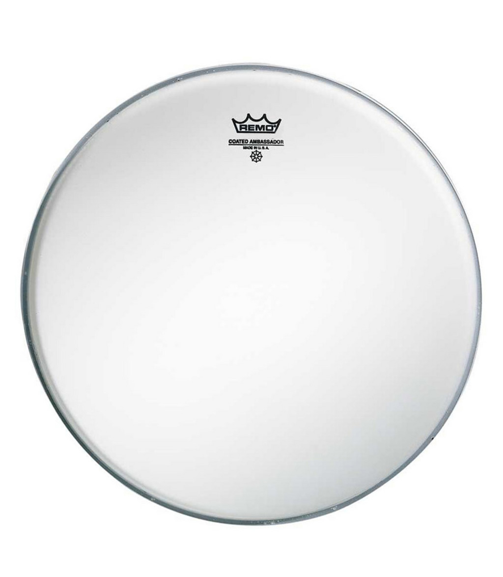 Buy remo Batter AMBASSADOR Coated 10 Diameter Melody House