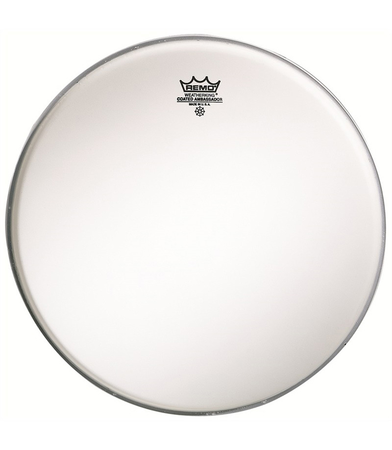 Buy remo Batter AMBASSADOR Coated 16 Diameter Melody House