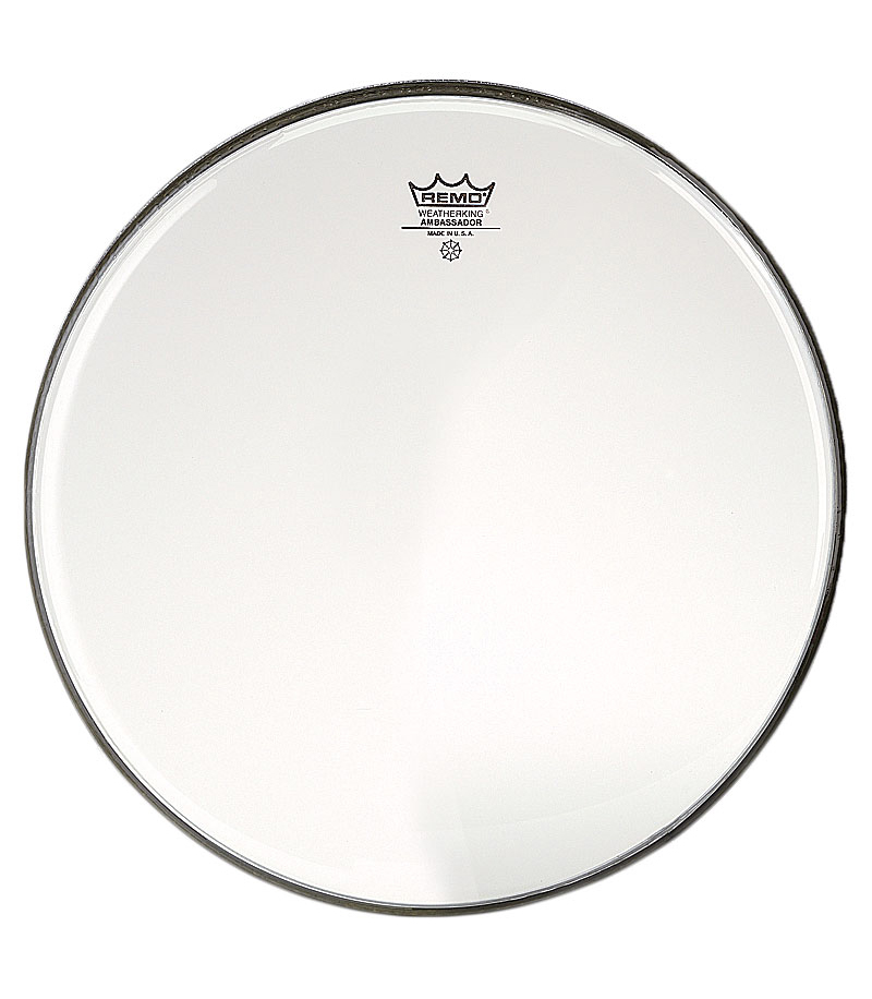 Buy Remo - Batter AMBASSADOR Clear 12 Diameter