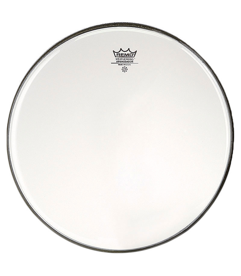 Buy Remo - Batter AMBASSADOR Clear 18 Diameter