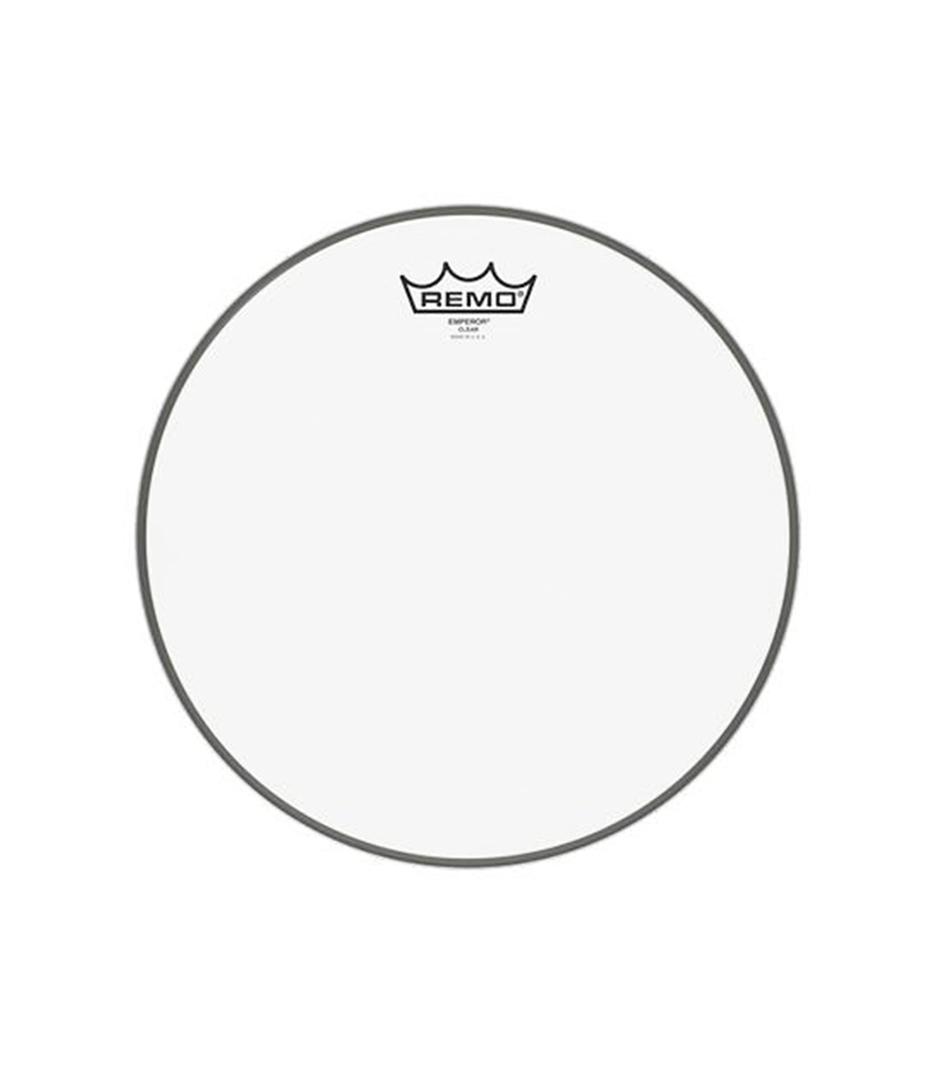 Remo - Batter EMPEROR Clear 12 Diameter - Melody House Musical Instruments