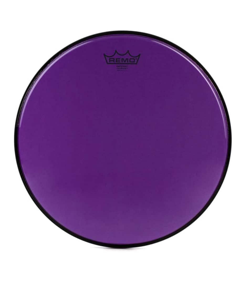 buy remo be 0316 ct pu emperor colortone purple drumhead