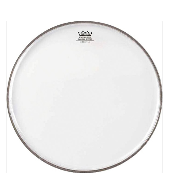 Buy remo Batter EMPEROR Clear 18 Diameter Melody House