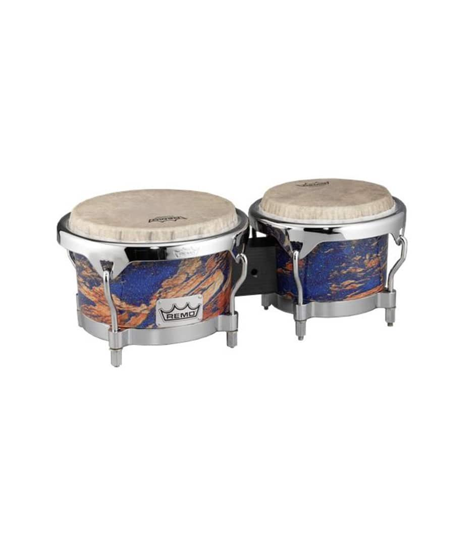 Buy remo Bongo Drum Valencia Series Skyndeep Melody House