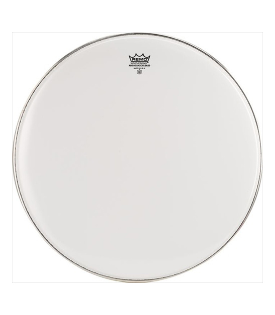 Buy Remo - Bass AMBASSADOR Coated 20 Diameter