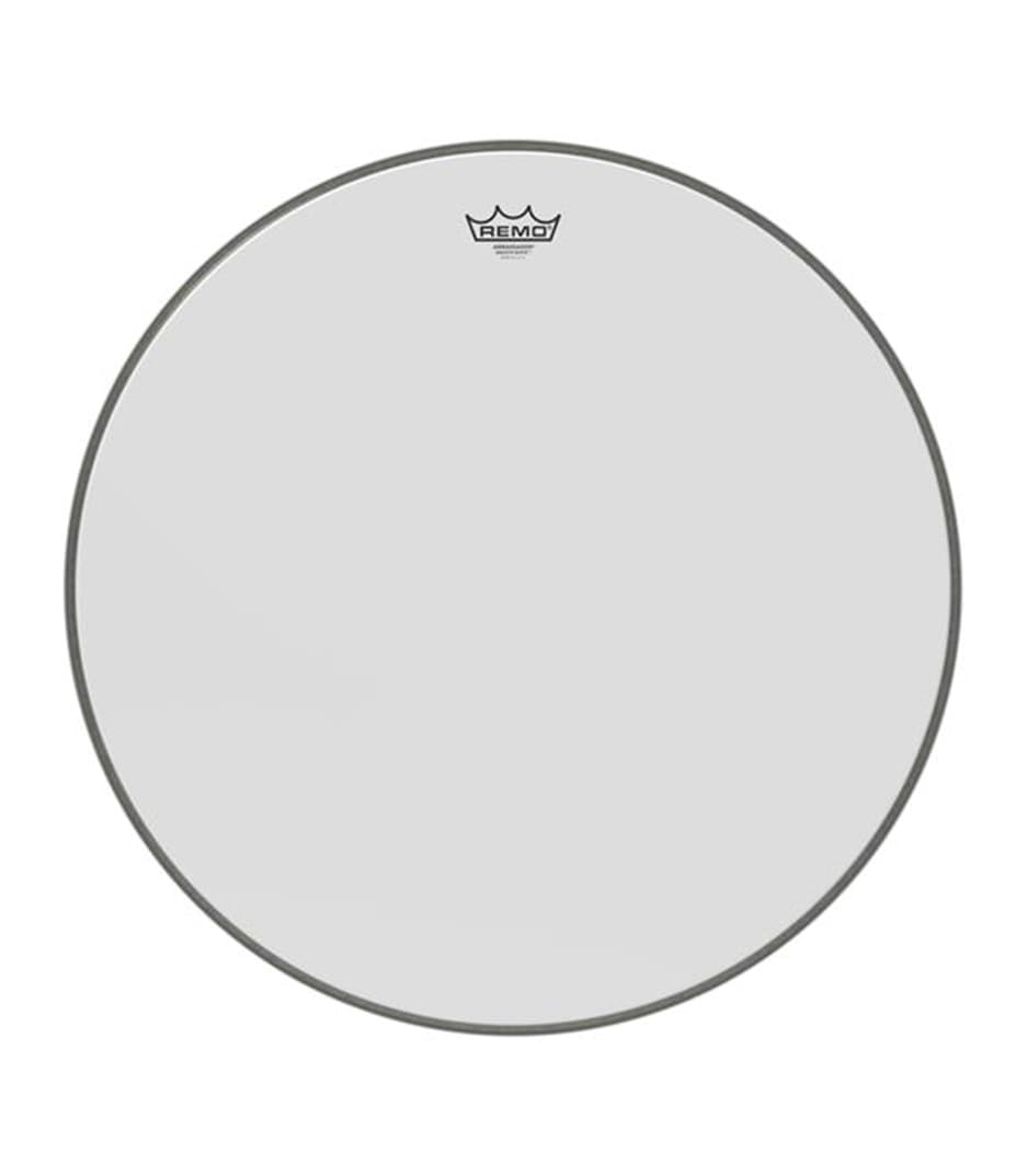 Buy Remo - Bass AMBASSADOR SMOOTH WHITE 24 Diameter