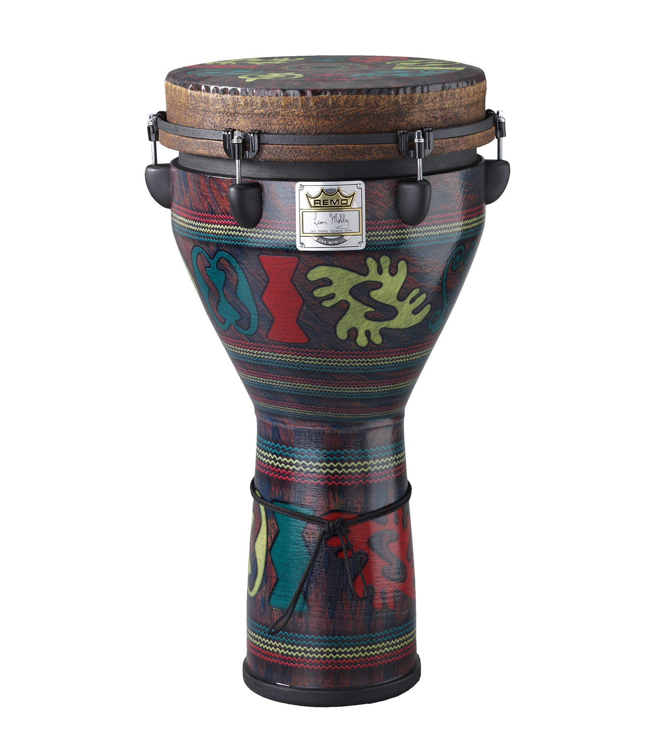 Buy Remo Djembe MONDO™ Designer Series Key Tuned 12 X Melody House