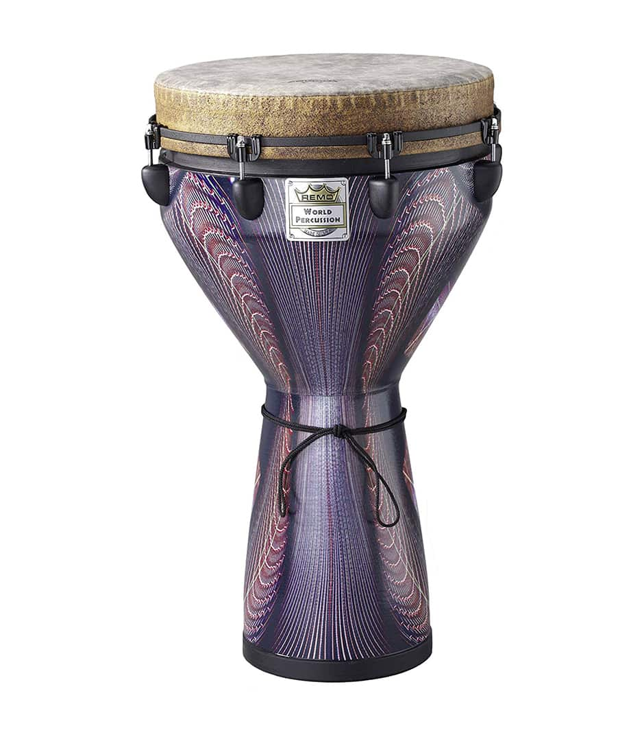 buy remo djembe mondo designer series key tuned 14 x 36