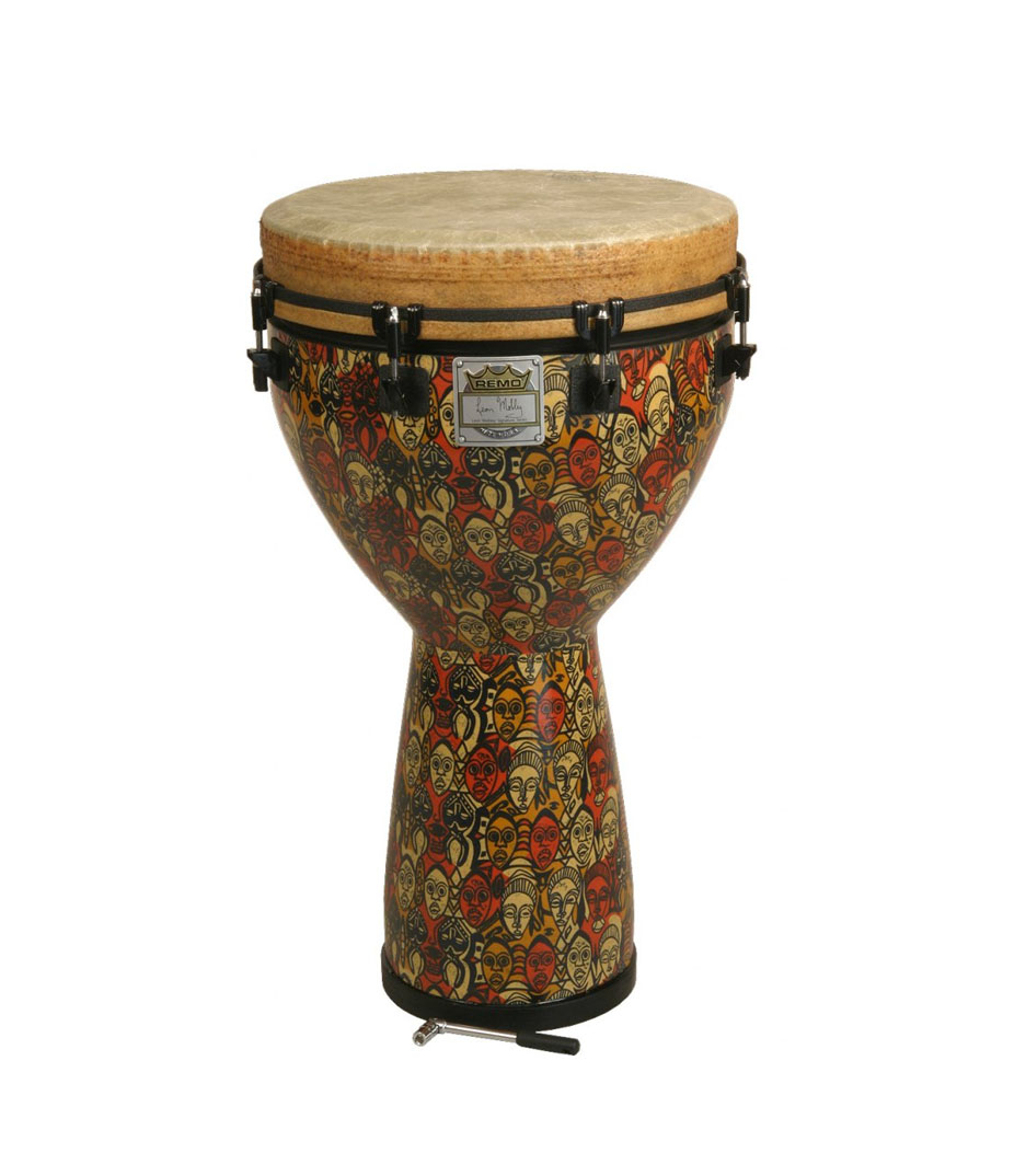 Buy Remo Djembe MONDO Key Tuned 14 X 25 SKYNDEEP Melody House