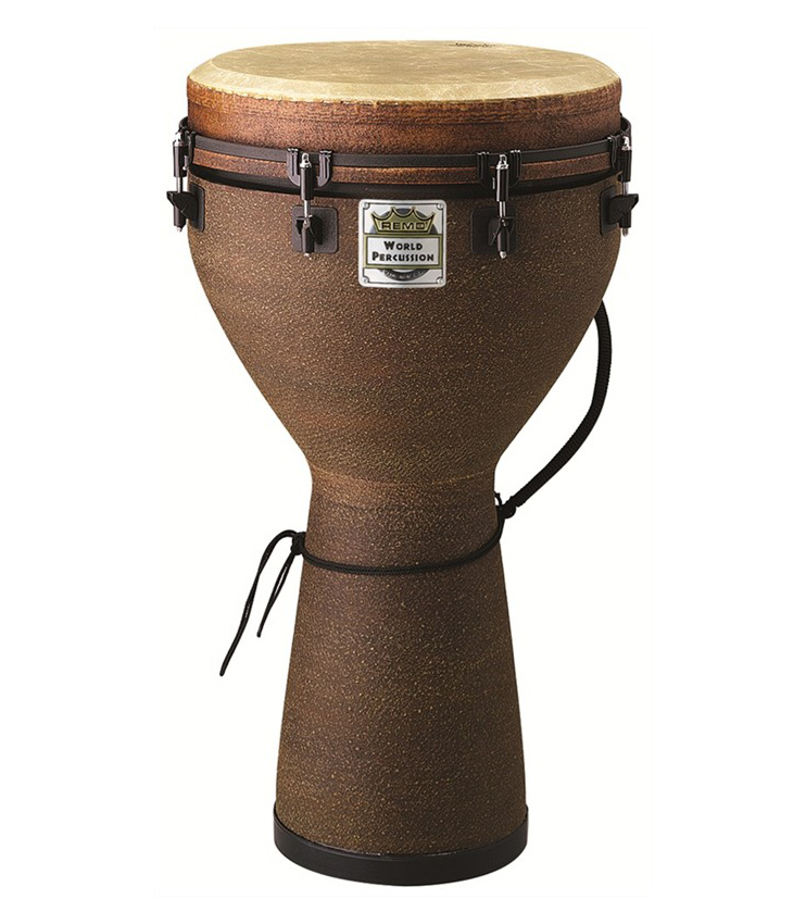 Buy Remo Djembe MONDO™ Key Tuned 16 X 27 SKYNDEEP FI Melody House