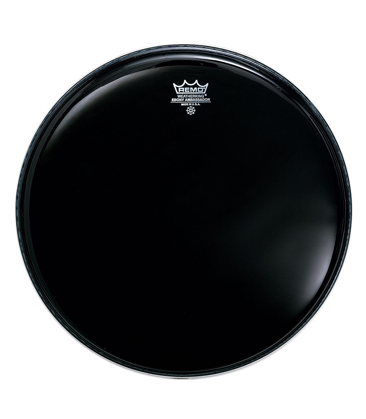 Buy remo Batter AMBASSADOR EBONY 10 Diameter Melody House