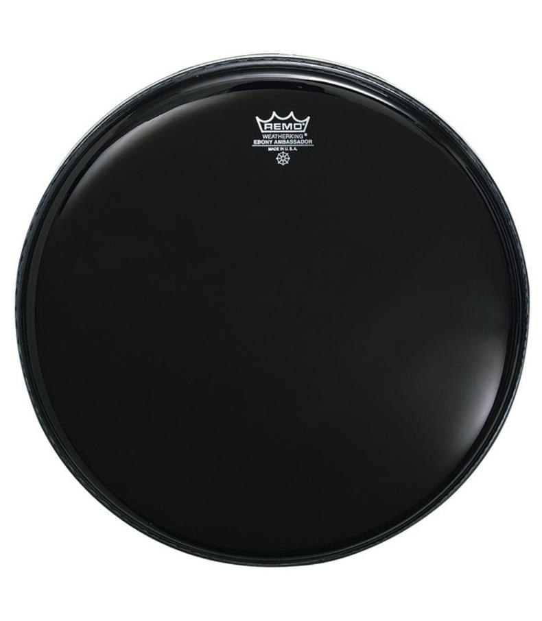 buy remo batter ambassador ebony 16 diameter