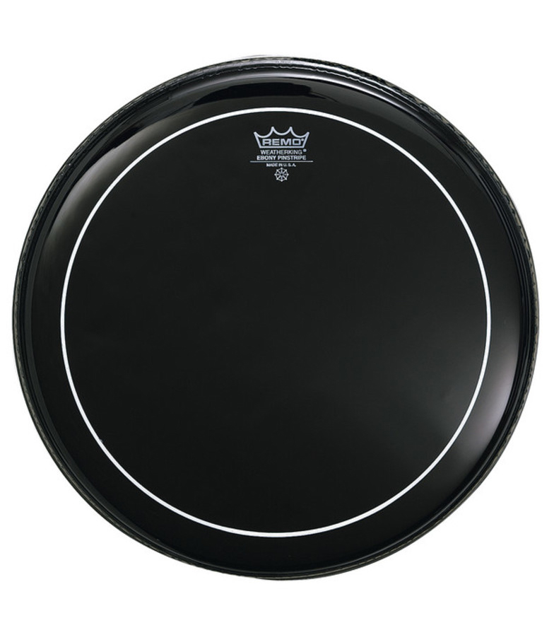 Buy remo Batter PINSTRIPE EBONY 12 Diameter Melody House