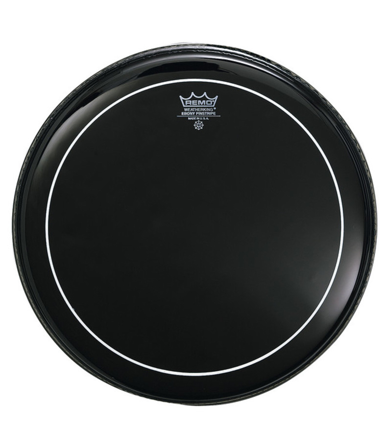 buy remo batter pinstripe ebony 13 diameter